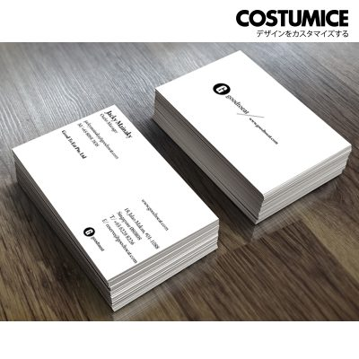 Costumice Design Multipurpose Name Card Template CDS-GEN-02-02