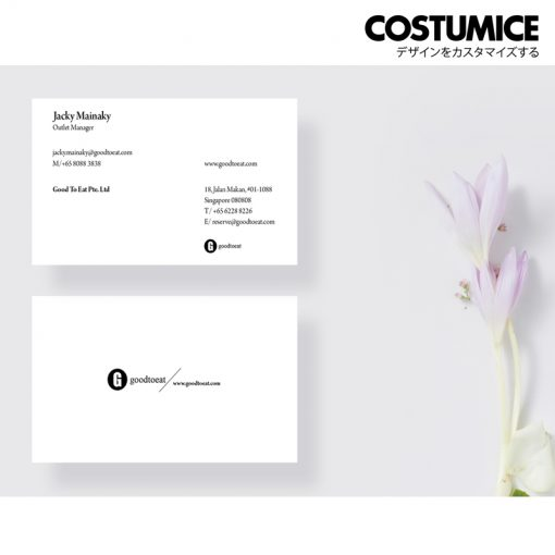 Costumice Design Multipurpose Name Card Template Cds-Gen-02-03