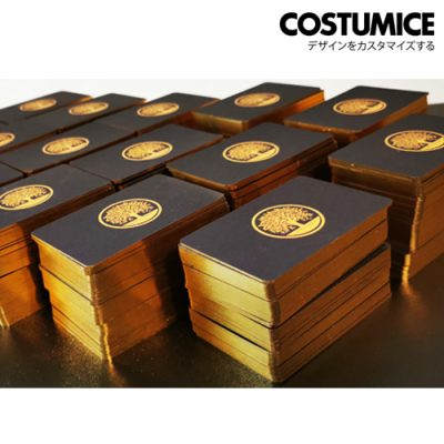 Costumice Design Painted Edge Business Cards 4