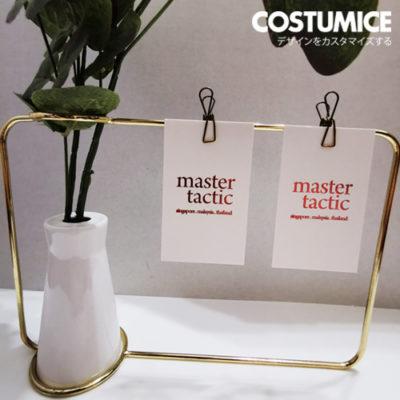 Costumice Design 600Gsm Hot Stamped Cotton Paper 1