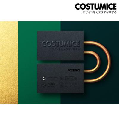 costumice design embossed name card 6