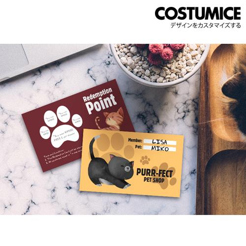 costumice design loyalty card 1