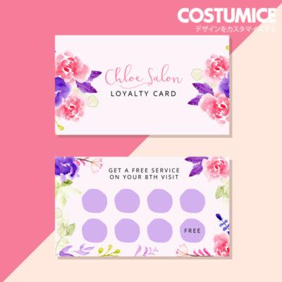 costumice design loyalty card 4