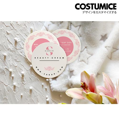 Costumice Design Round Name Card 2