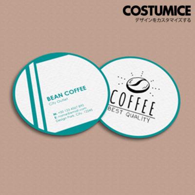 Costumice Design Round Name Card 4