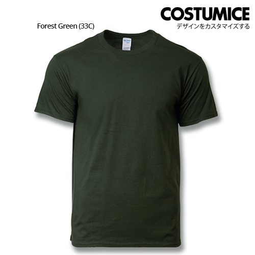 costumice design premium cotton t-shirt-Forest Green