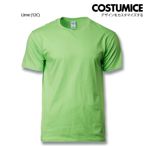 costumice design premium cotton t-shirt-Lime