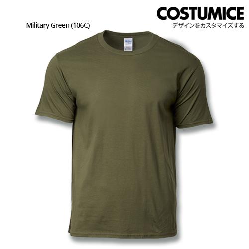costumice design premium cotton t-shirt-Military Green