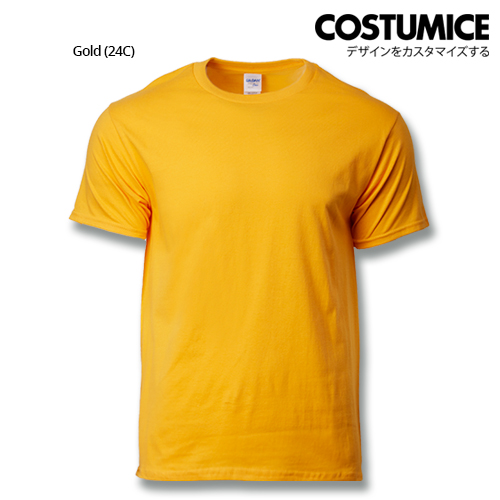 costumice design premium cotton t-shirt-gold