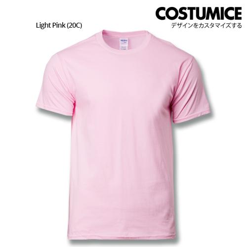 costumice design premium cotton t-shirt-light-pink
