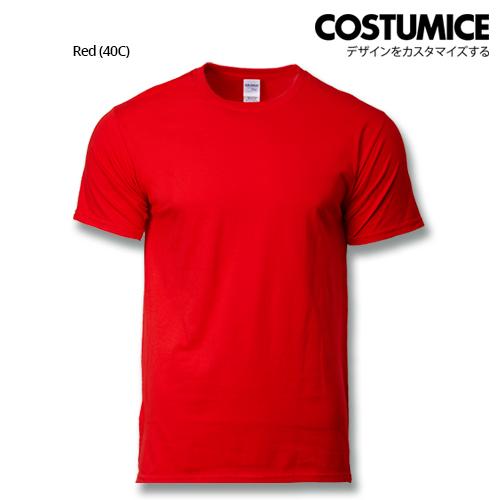 costumice design premium cotton t-shirt-red