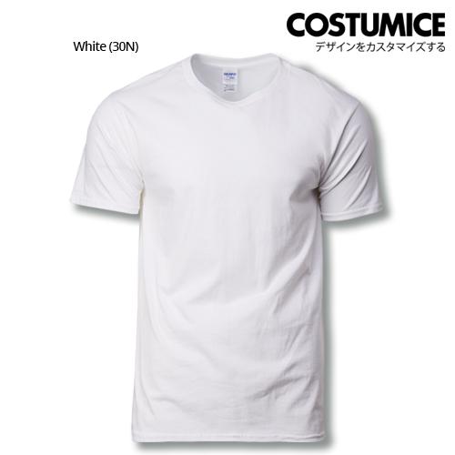 costumice design premium cotton t-shirt-white