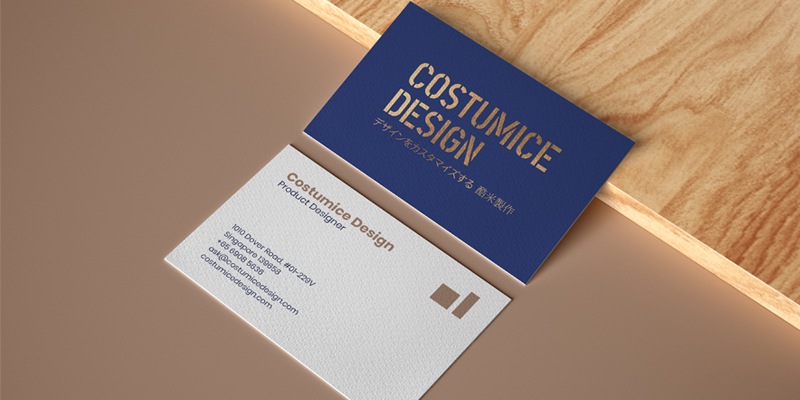 How To Design A Name Card 10