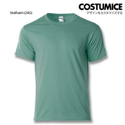 costumice design heavy cotton t-shirt-seafoam