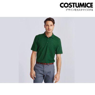 costumice design premium cotton double pique polo 1