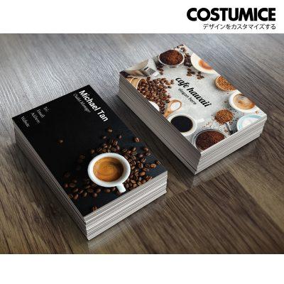 Costumcie Design Multipurpose name card template CDS-GEN-13-02