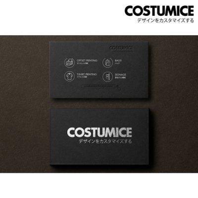 Costumcie Design letterpress printing singapore 2