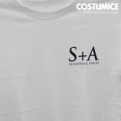 Costumice Design portfolio apparel t-shirt S+A