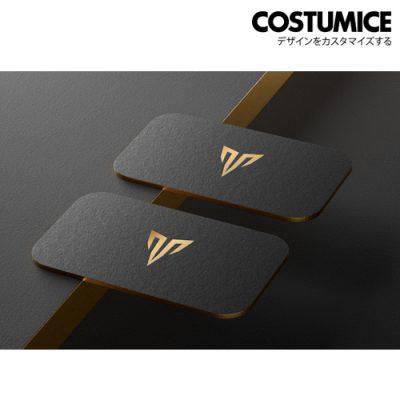 costumcie design painted edge name cards 1