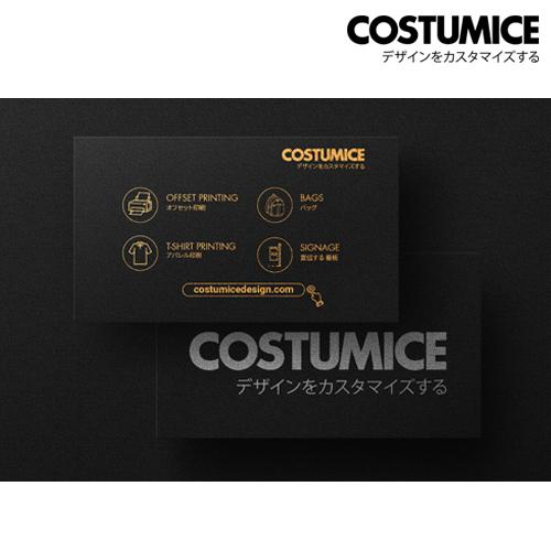 Costumcie Design Premium Name Card Printing Singapore 1