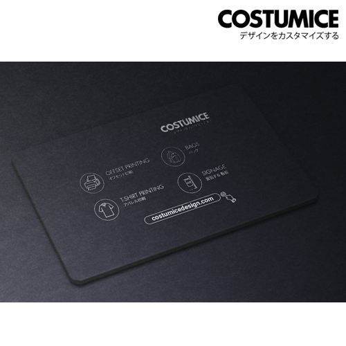 Costumcie Design Premium Name Card Printing Singapore 2