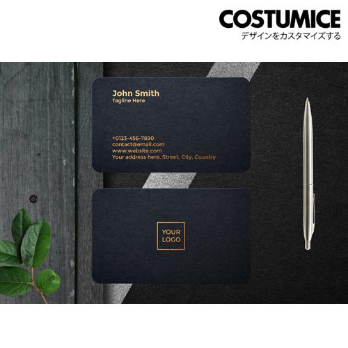 Costumcie Design Premium Quality Name Card 2