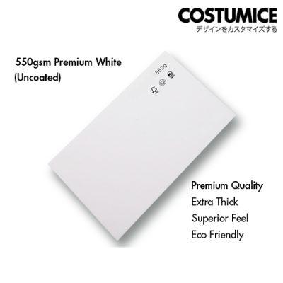Costumice Design 550Gsm Premium White 1