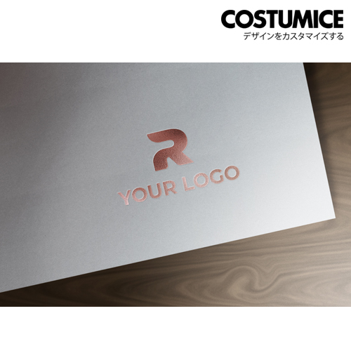 Costumice Design Textured Paper Business Card 550Gsm Premium White 1