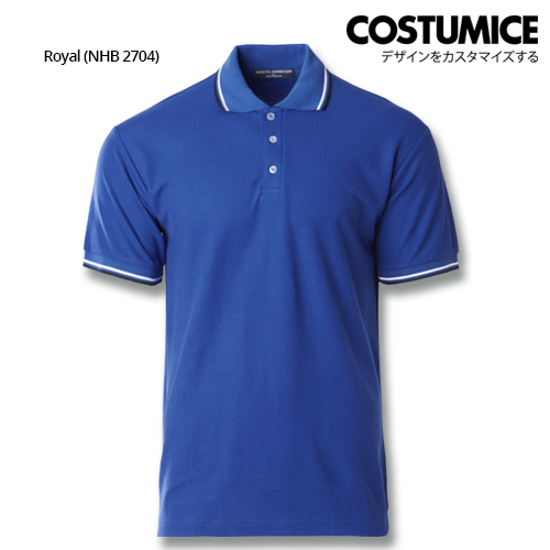 Costumice Design Signature Collection Business Polo - Royal