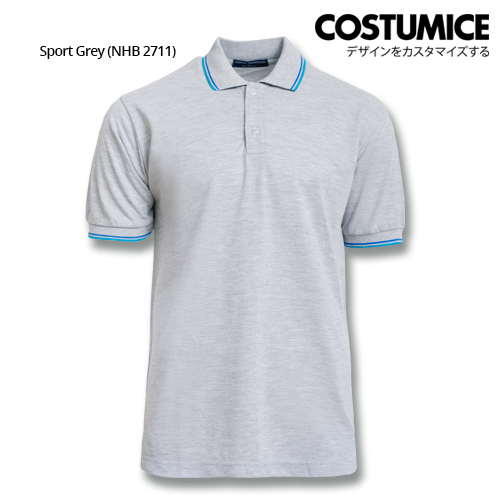 Costumice Design Signature Collection Business Polo - Sport Grey