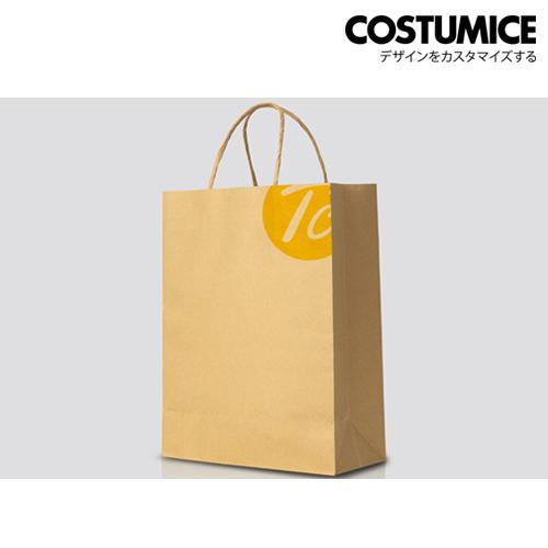 Costumice Design Brown Kraft Small Paper Bag 1