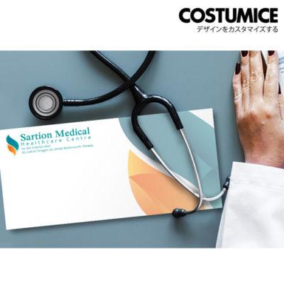 Costumice design Business Envelope 2