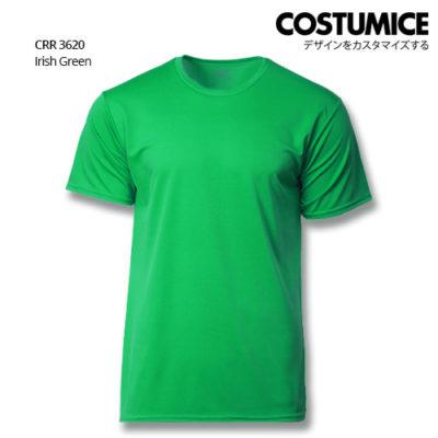 Costumice Design Quick Dry T-Shirt Crr 3620 Irish Green