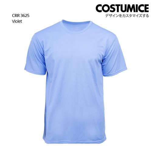 Costumice Design Quick Dry T-Shirt Crr 3625 Violet