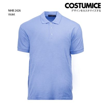 Costumice Design Soft Touch Polo Nhb 2426 Violet