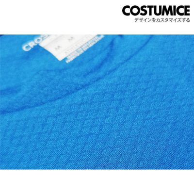 Costumice Design Quick Dry Sports T Shirts Plus Performance Fabric