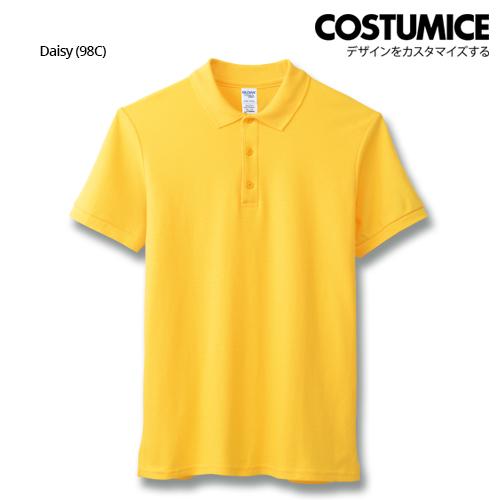Costumice Design Premium Cotton Double Pique Polo - Daisy