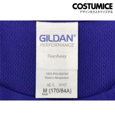 Costumice Design Quick Dry Athletics Shirts Mesh Tee Label