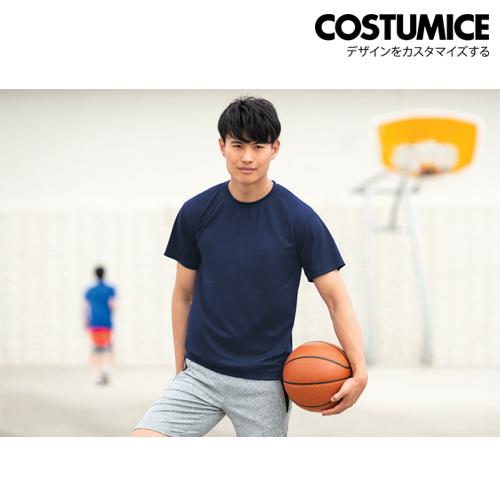 Costumice Design Quick Dry Athletics Shirts Mesh Tee 1