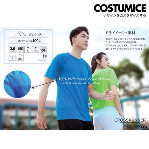 Costumice Design Quick Dry Sports T-Shirts Plus+ Performance 2