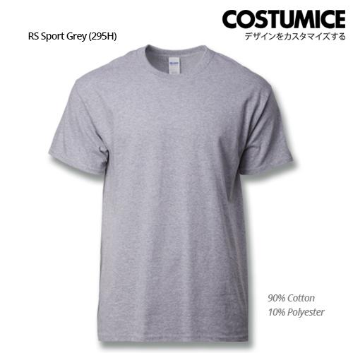 Costumice Design Ultra Cotton T-Shirt-Rs Sport Grey