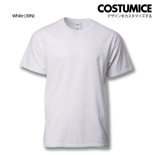 Costumice Design Ultra Cotton T-Shirt-White