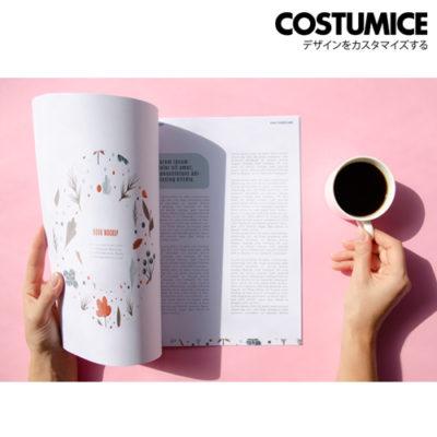 Costumice Design A4 Booklet 3