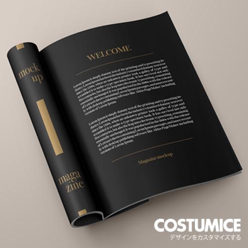 Costumice Design A4 Booklet 5