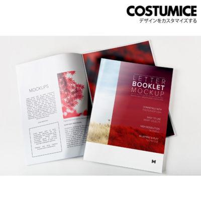 Costumice Design A5 Booklet 3