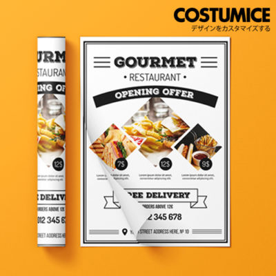 Costumice Design Flyer 3