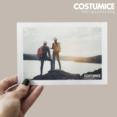 Costumice Design postcard 1