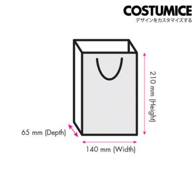 Costumice Design Small Paper Bag 2