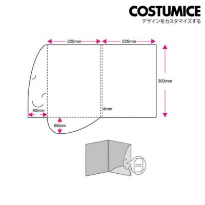 Costumice Design A4 File Folder 1
