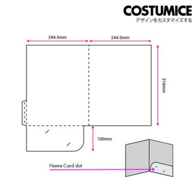 Costumice Design A4 Corporate Folder 2
